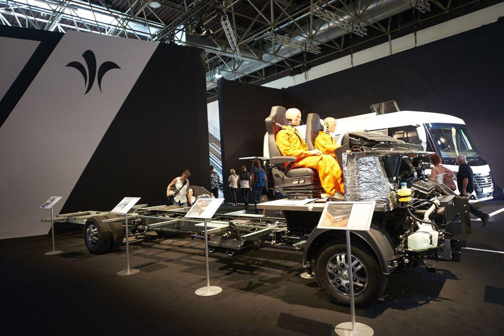 Niesmann+Bischoff U-Car