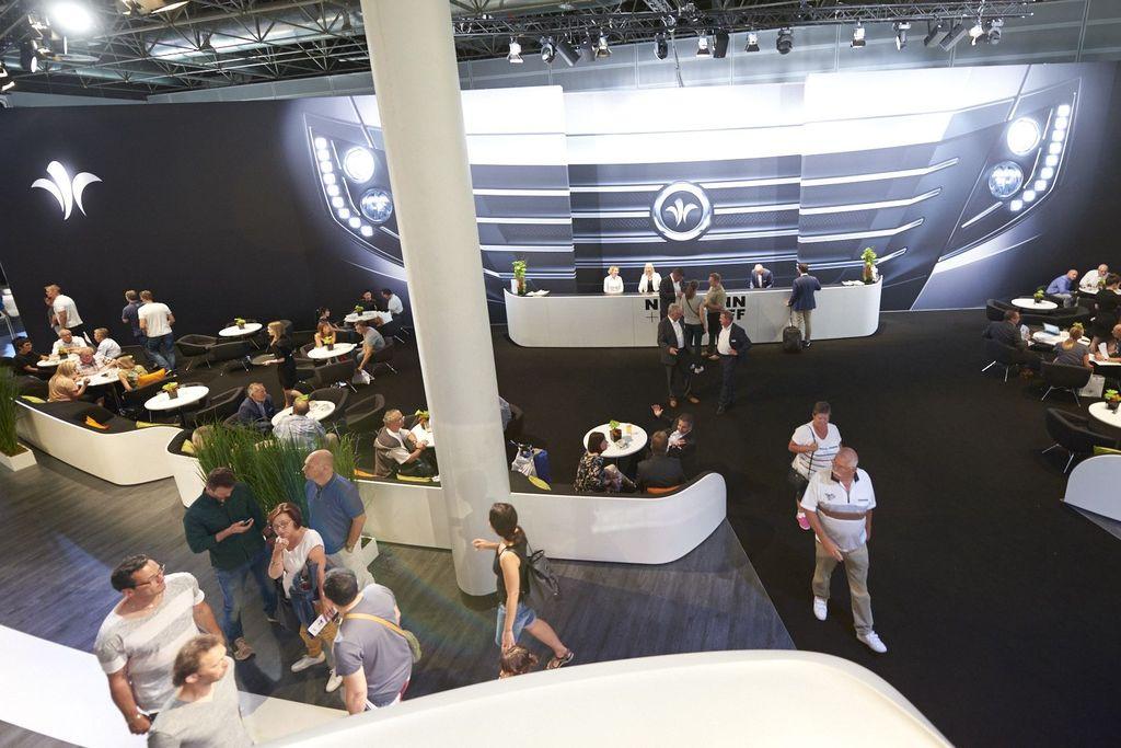 Niesmann+Bischoff presenta U-Car