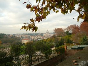 Roma, Gianicolo foto di Warburg