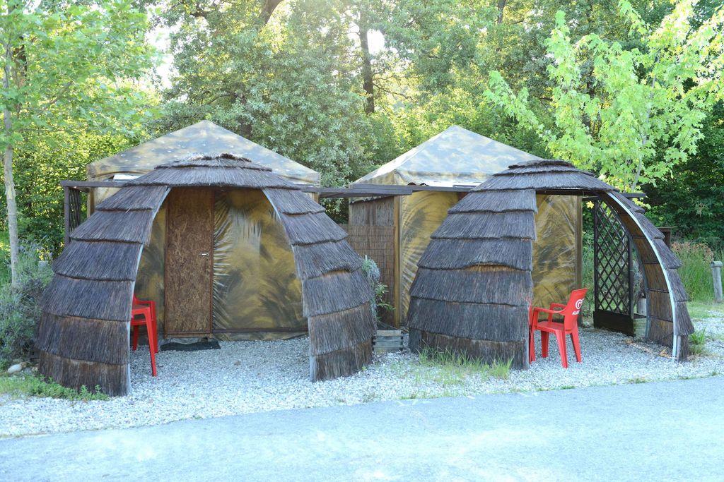SafariCamping alloggi