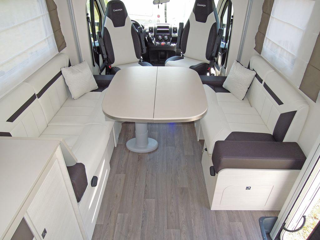CHAUSSONEsclusivo living Smart Lounge qui su Welcome 64