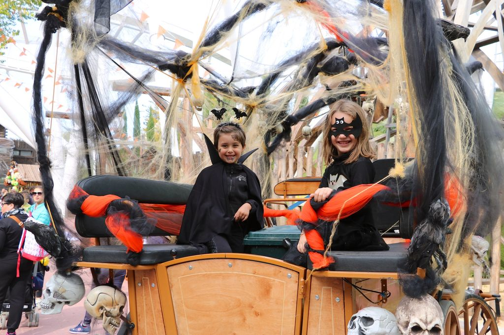Gardaland Magic Halloween bambini