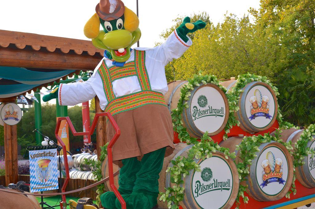 Gardaland Oktoberfest Prezzemolo