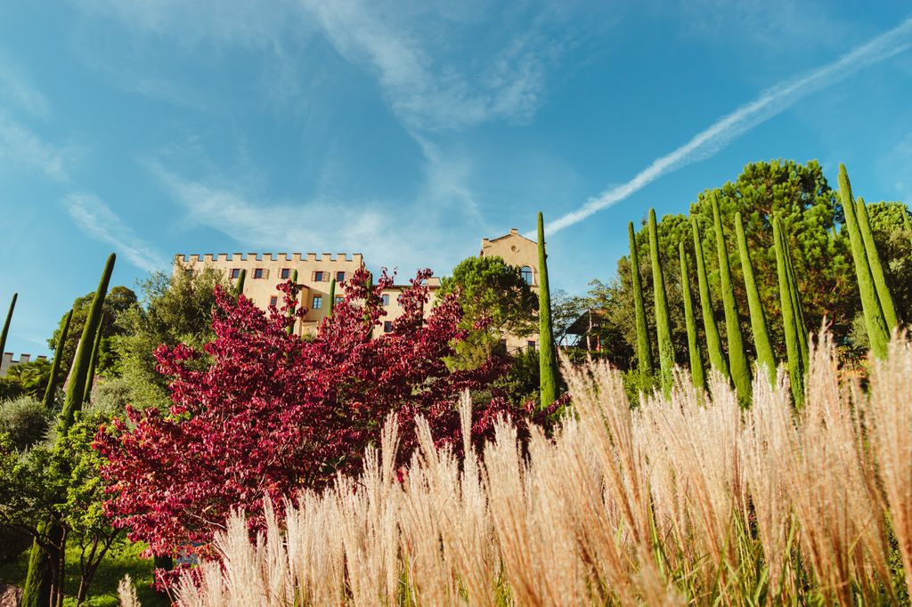 Giardini di Sissi autunno