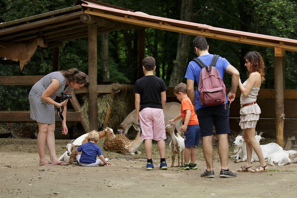 Parco Villa Pallavicino visite