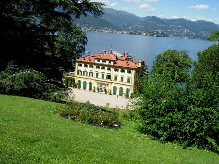 Parco di Villa Pallavicino Ph Marianna Galimberti