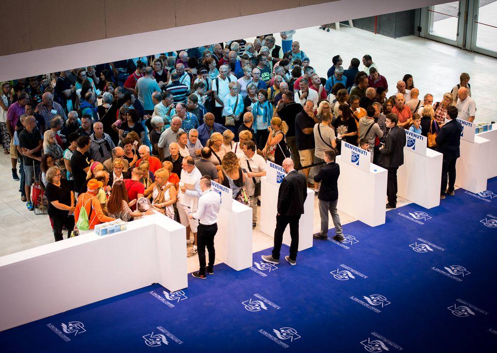 Salone del camper 2017 chiusura record di visitatori for Fiera parma 2017