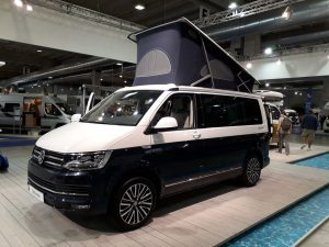 Volkswagen California Salone del Camper 2017