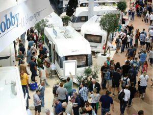 caravan salon dusseldorf 2017 edizione record