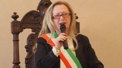 il sindaco Annarita Falsacappa