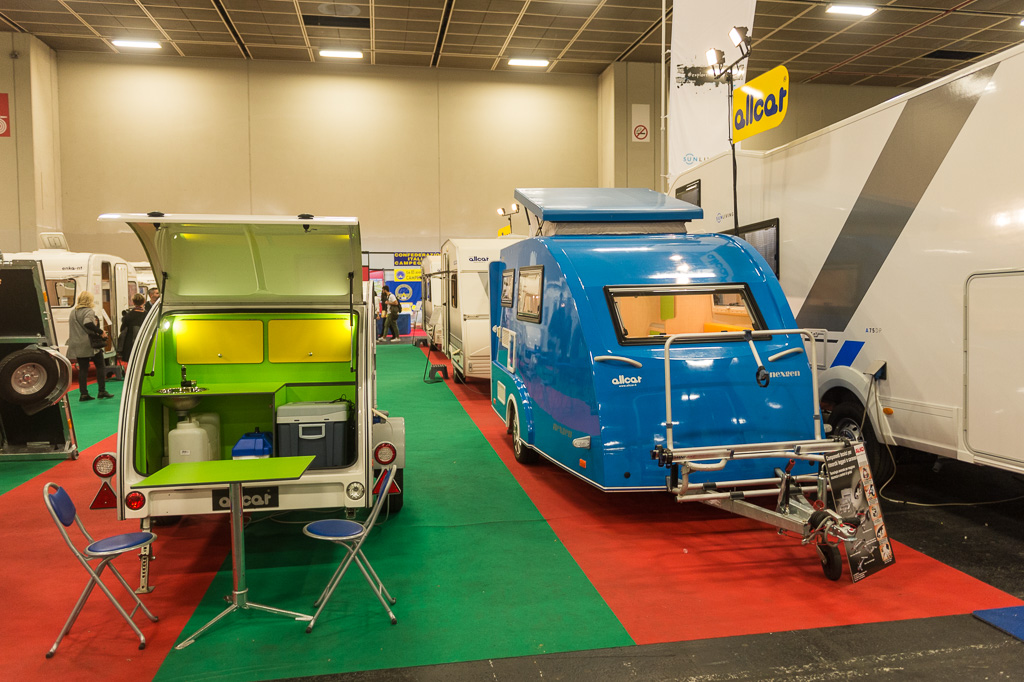 A Tutto Camper-Allcar stand