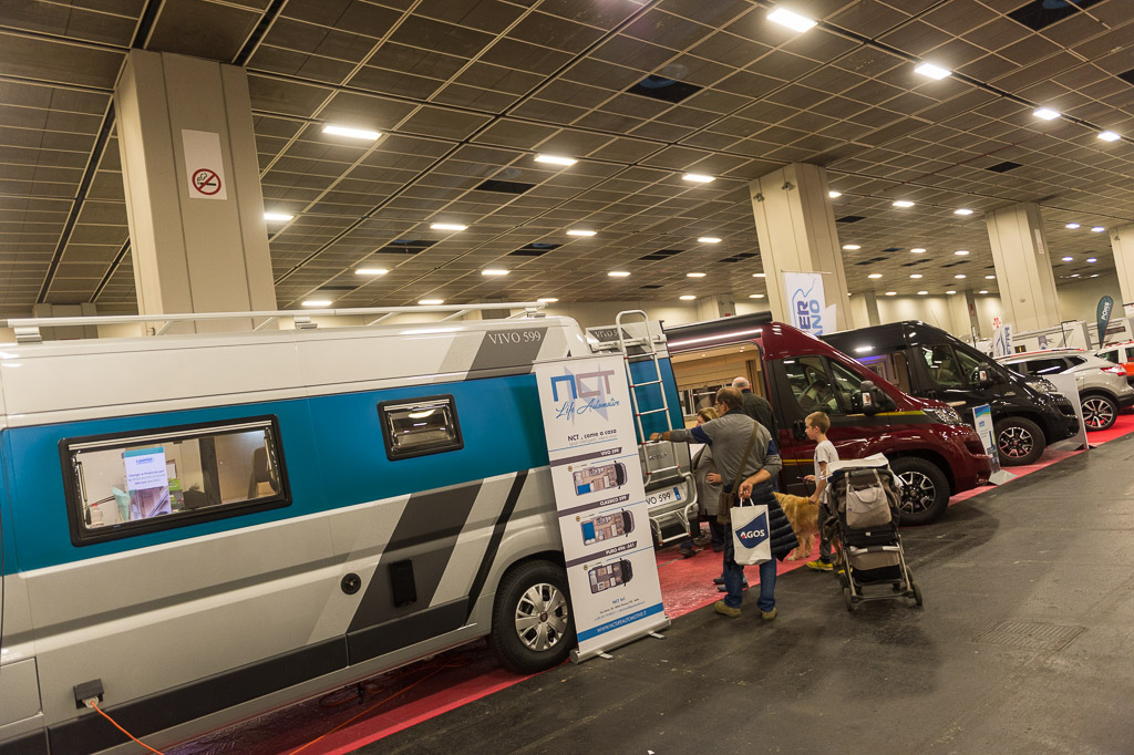 A Tutto Camper-NCT Life Automotive Vivo 599