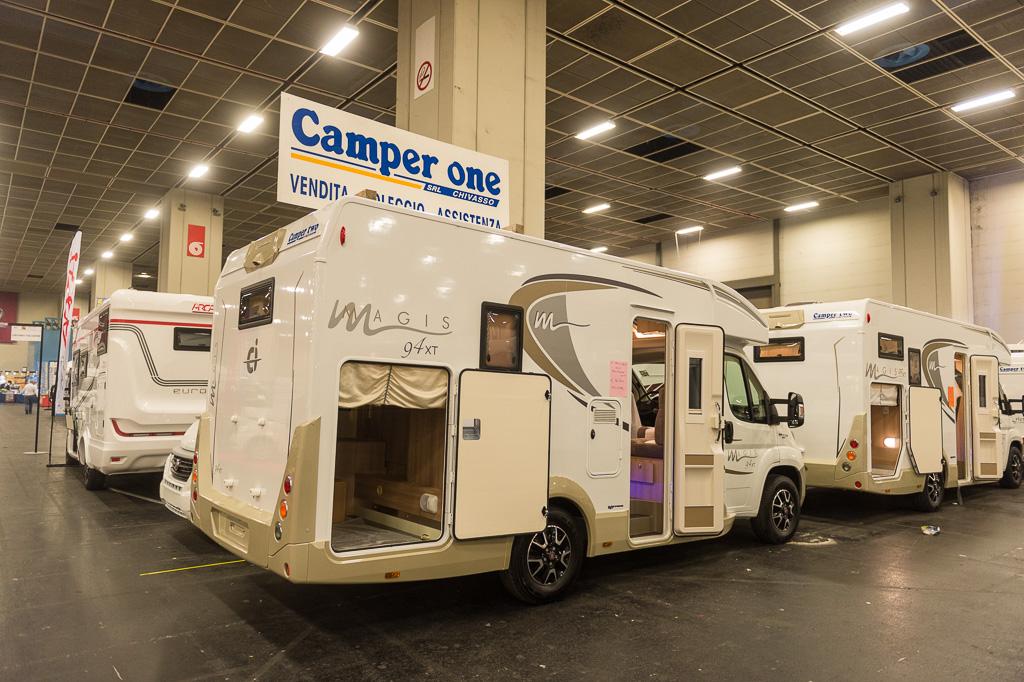 A Tutto Camper-stand Camper one