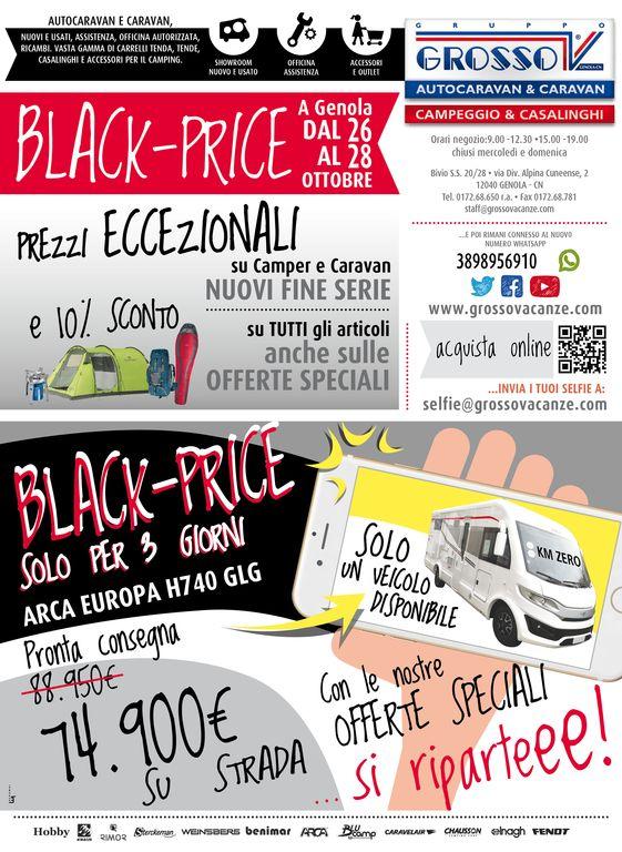 Black Price Grosso Vacanze
