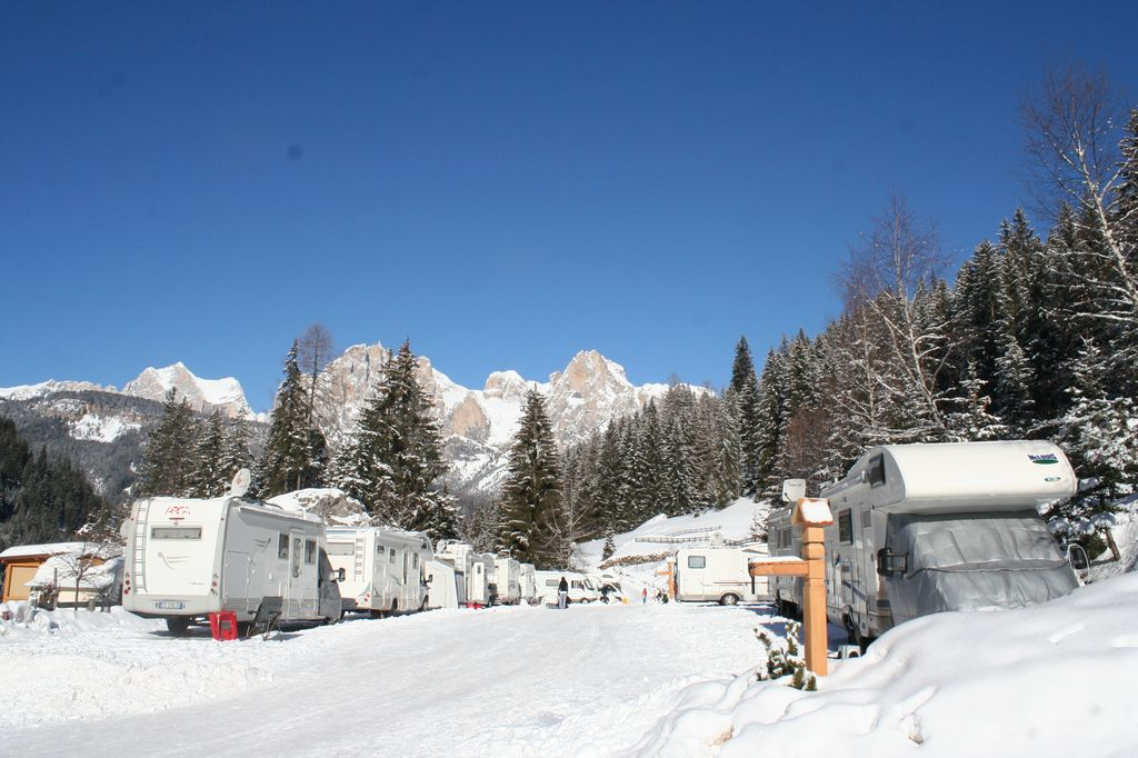Camping Vidor & Wellness Resort vacanze sulla neve