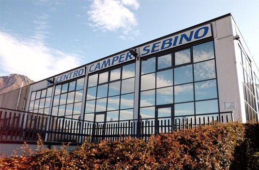 Centro Camper Sebino porte aperte