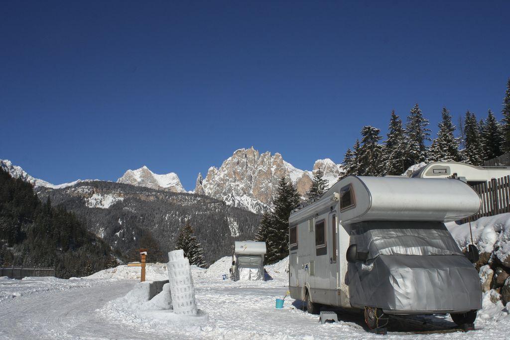 Divertimento sulla neve Camping Vidor & Wellness Resort