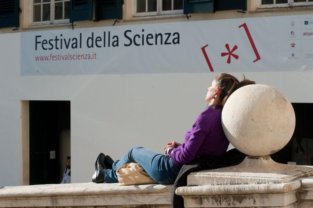 Festival della Scienza foto C. Corti