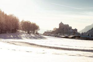 Fortezza innevata Kufstein cr. Vanmey photography