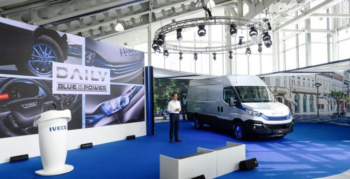 IVECO DAILY CENTER Pierre Lahutte