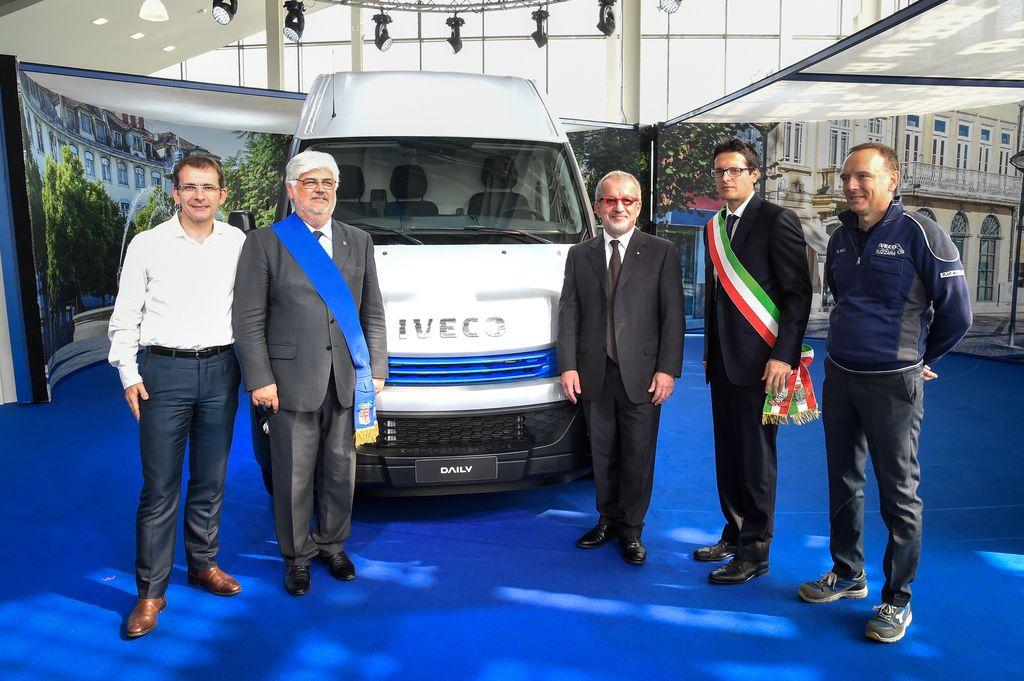 IVECO DAILY CENTER inaugurazione