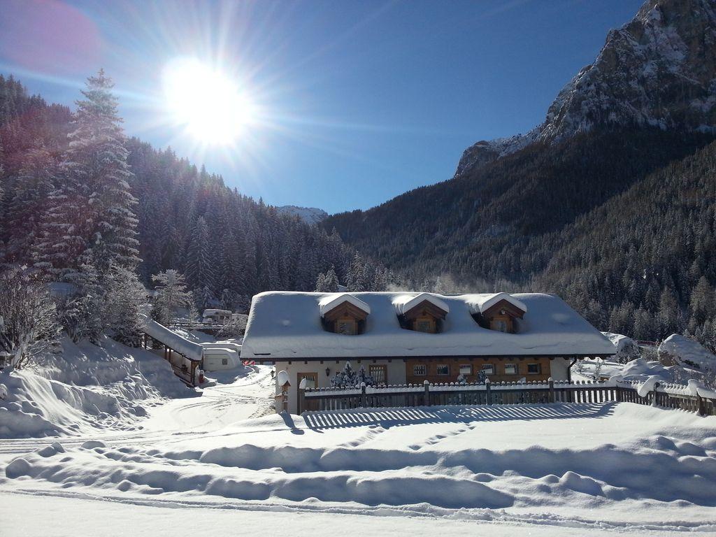 Inverno al Camping Vidor & Wellness Resort