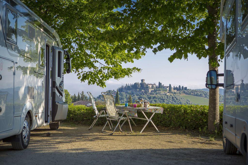 Laika in Chiantishire Toscana