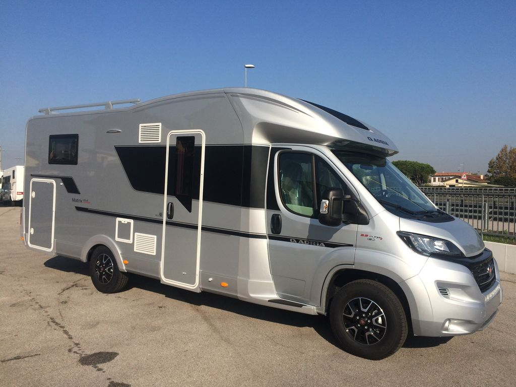 MATRIX SUPREME 670 SC a A Tutto Camper