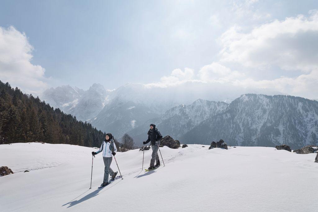 Riserva naturale della valle Kaisertal cr.Lolin