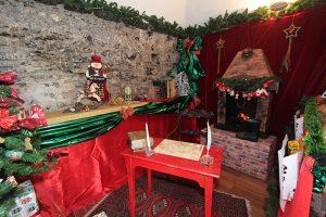 Il Castello di Babbo Natale 2017 a Camogli