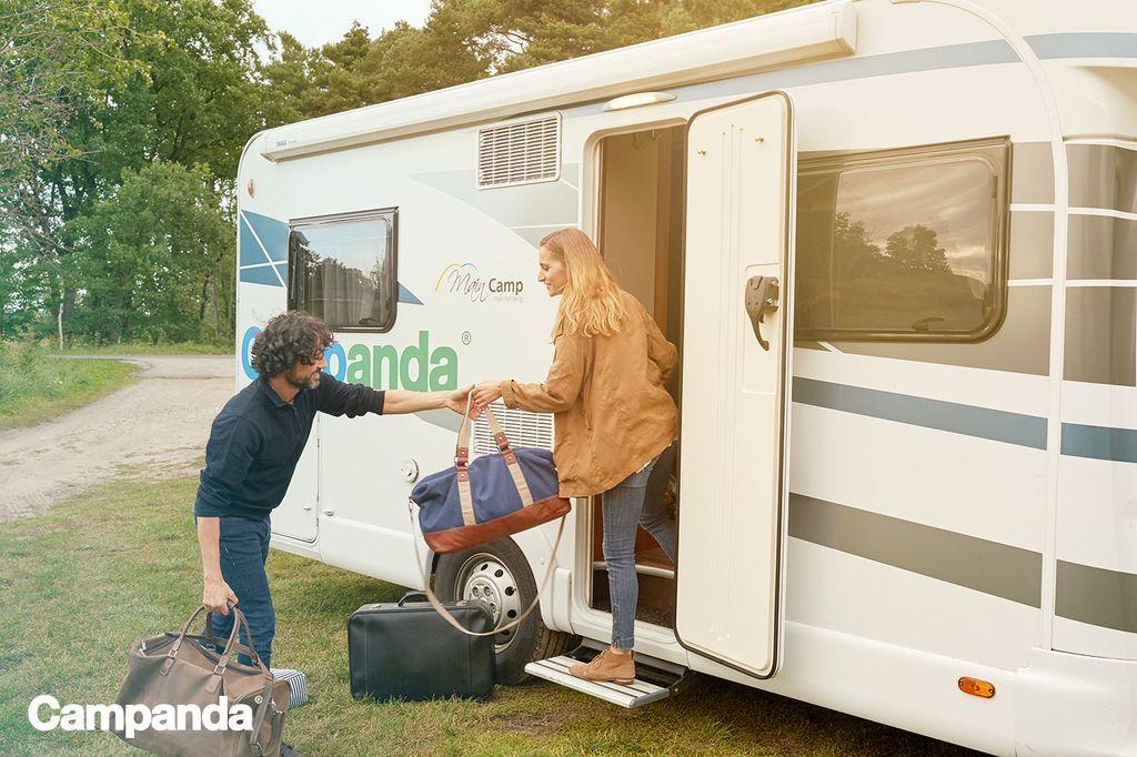 Campanda vacanze in camper