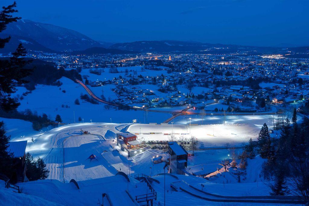 Copyright Region Villach Tourismus GmbH Adrian Hipp Villacher Alpen Arena
