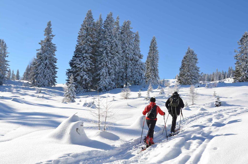 Copyright Region Villach Tourismus Josef Egarter Skitour am Dobratsch