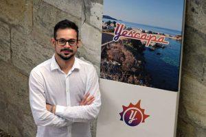 Dario Femiani, responsabile per l'Italia di Yescapa