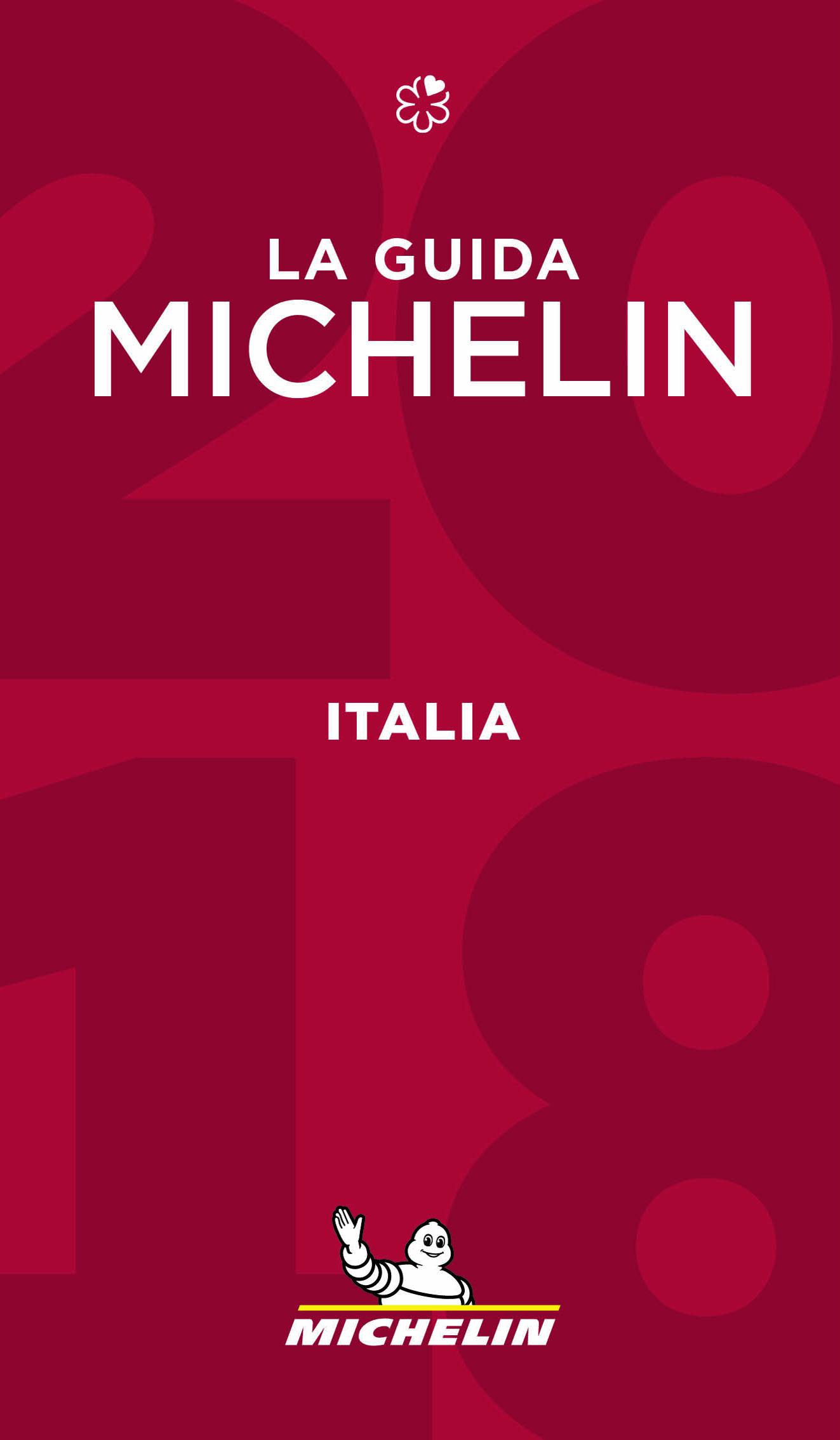 Guida Michelin Italia 2018