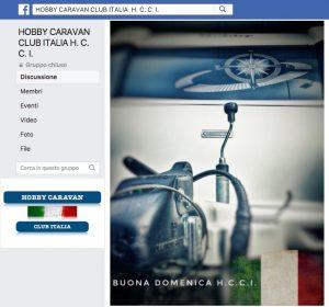 Hobby Caravan Club Italia (HCCI)