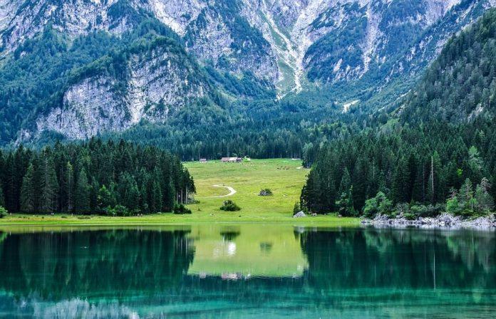 Lago Fusine Friuli Venezia Giulia