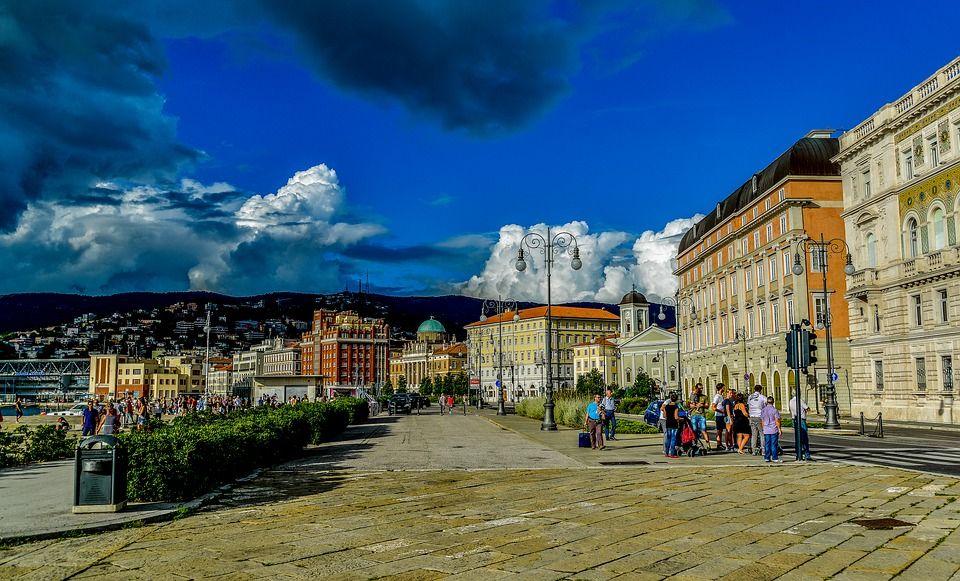 Panorama Trieste