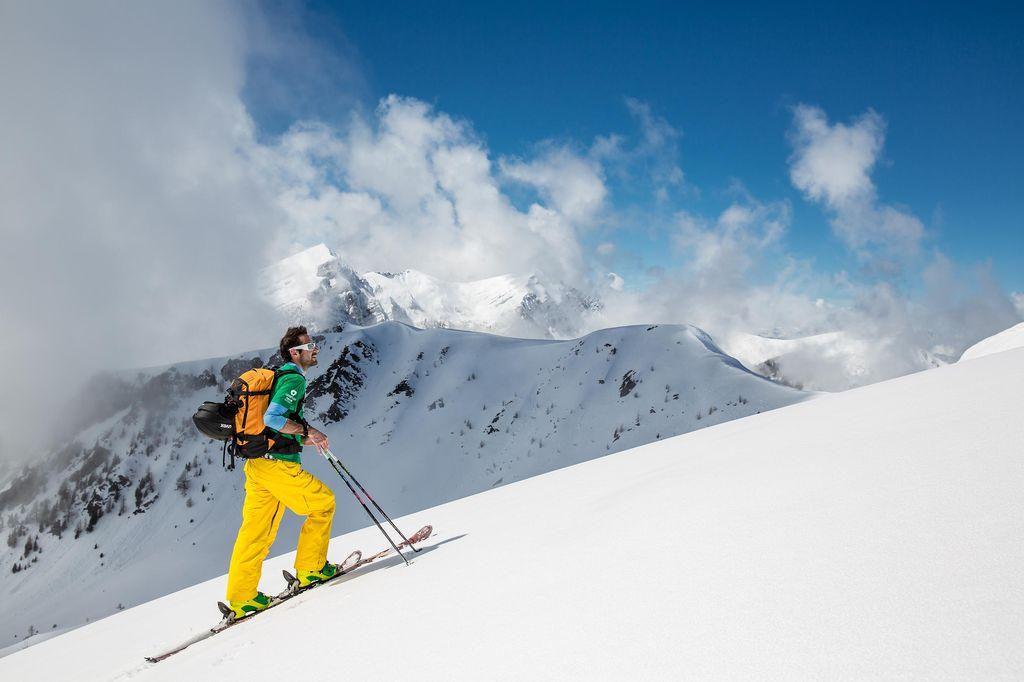 Skitour Goldeck