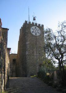Torre dell'Orologio Montecatini Alto