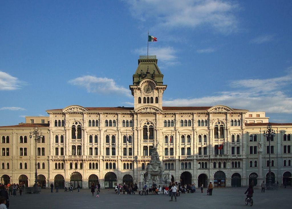 Trieste Piazza Verdi