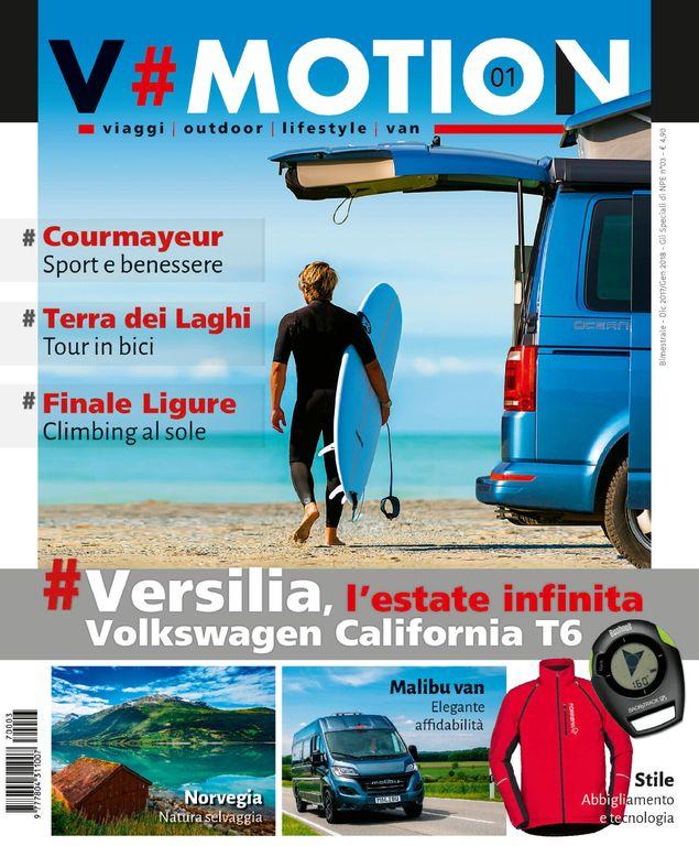 VMOTION 1 copertina