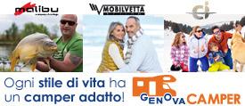 Genova Camper banner