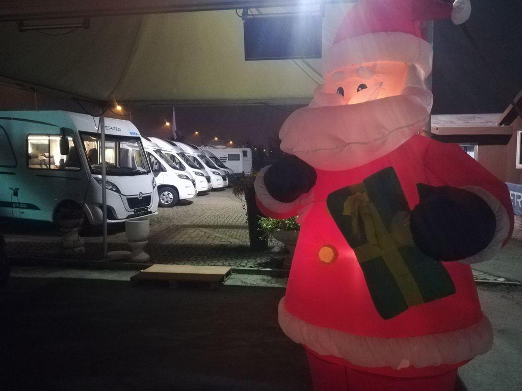 Esposizione Natale iRopa Center