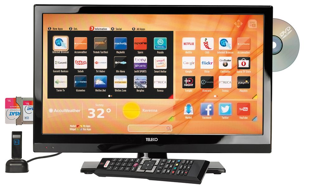 telecosmart tv