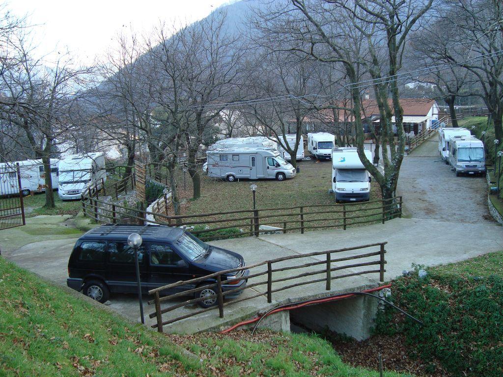 Agriturismo Costiera Amalfitana area sosta - Tramonti (SA)