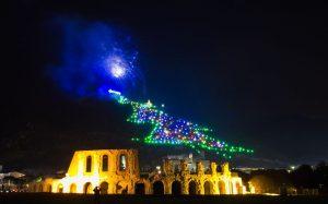 lbero di Natale di Gubbio da record