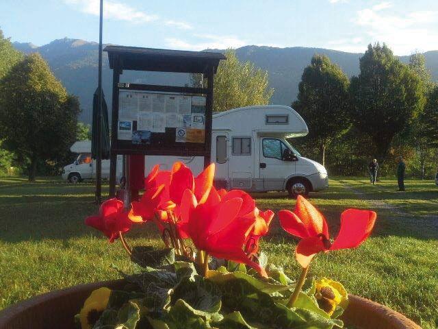 Area Sosta Camper Villar Focchiardo (TO)