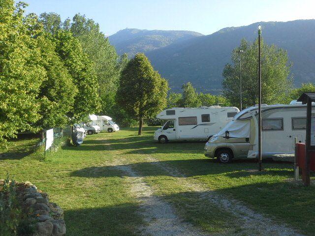 Area Sosta Camper Villar Focchiardo