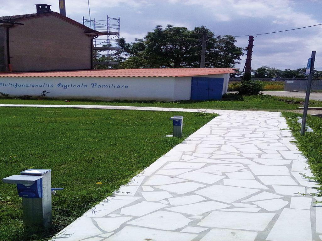 Area sosta Agricampeggio Elilu - Castelnuovo Scrivia (AL)